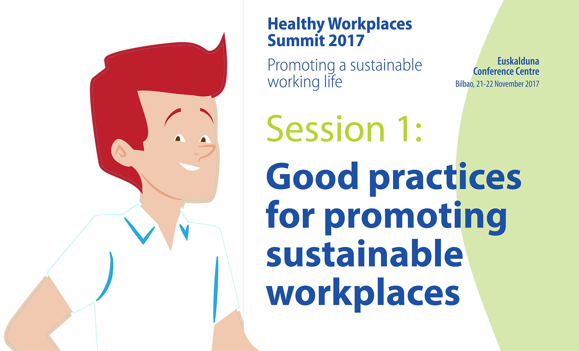Parallel session 1 - Good practices for promoting sustainable workplaces
